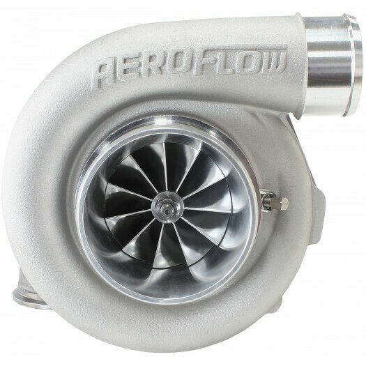 BOOSTED 7575 .96 Turbocharger, Natural Cast Finish