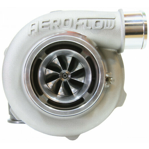 BOOSTED 5455 1.01 Turbocharger, Natural Cast Finish