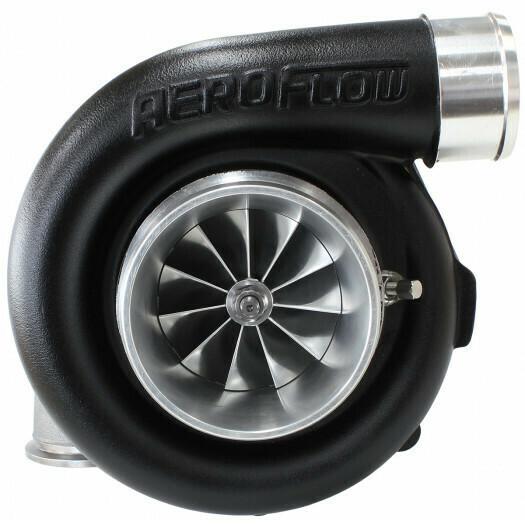 BOOSTED 7575 .96 Turbocharger, Hi Temp Black Finish