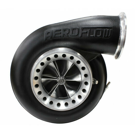 BOOSTED 8888 1.31 Turbocharger, Hi Temp Black Finish