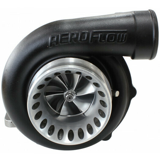 BOOSTED 6766 .96 Turbocharger, Hi Temp Black Finish