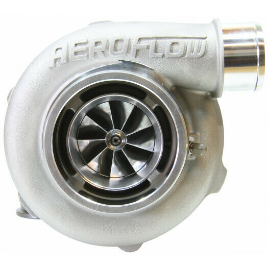 BOOSTED 5855 1.01 Turbocharger, Natural Cast Finish
