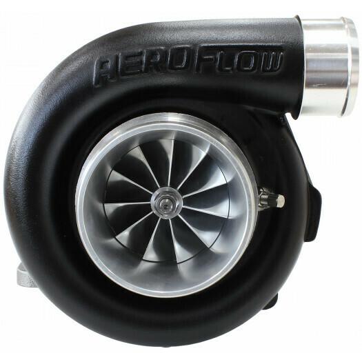 BOOSTED 7875 .96 Turbocharger, Hi Temp Black Finish