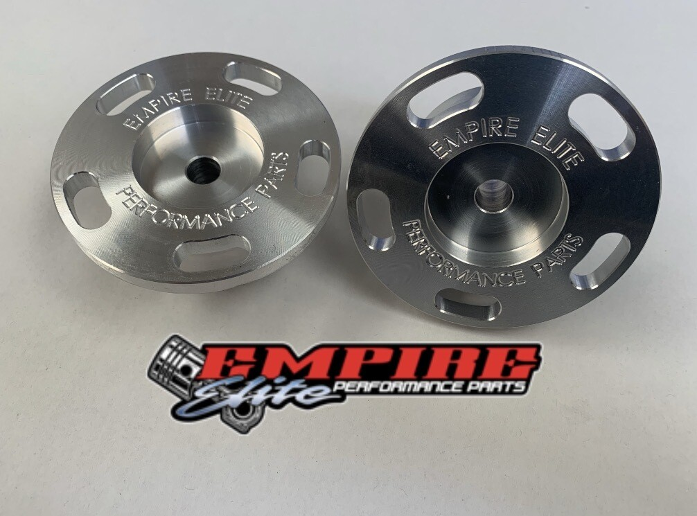 EMPIRE ELITE BILLET VCT DELETE - CAM GEAR ADJUSTERS