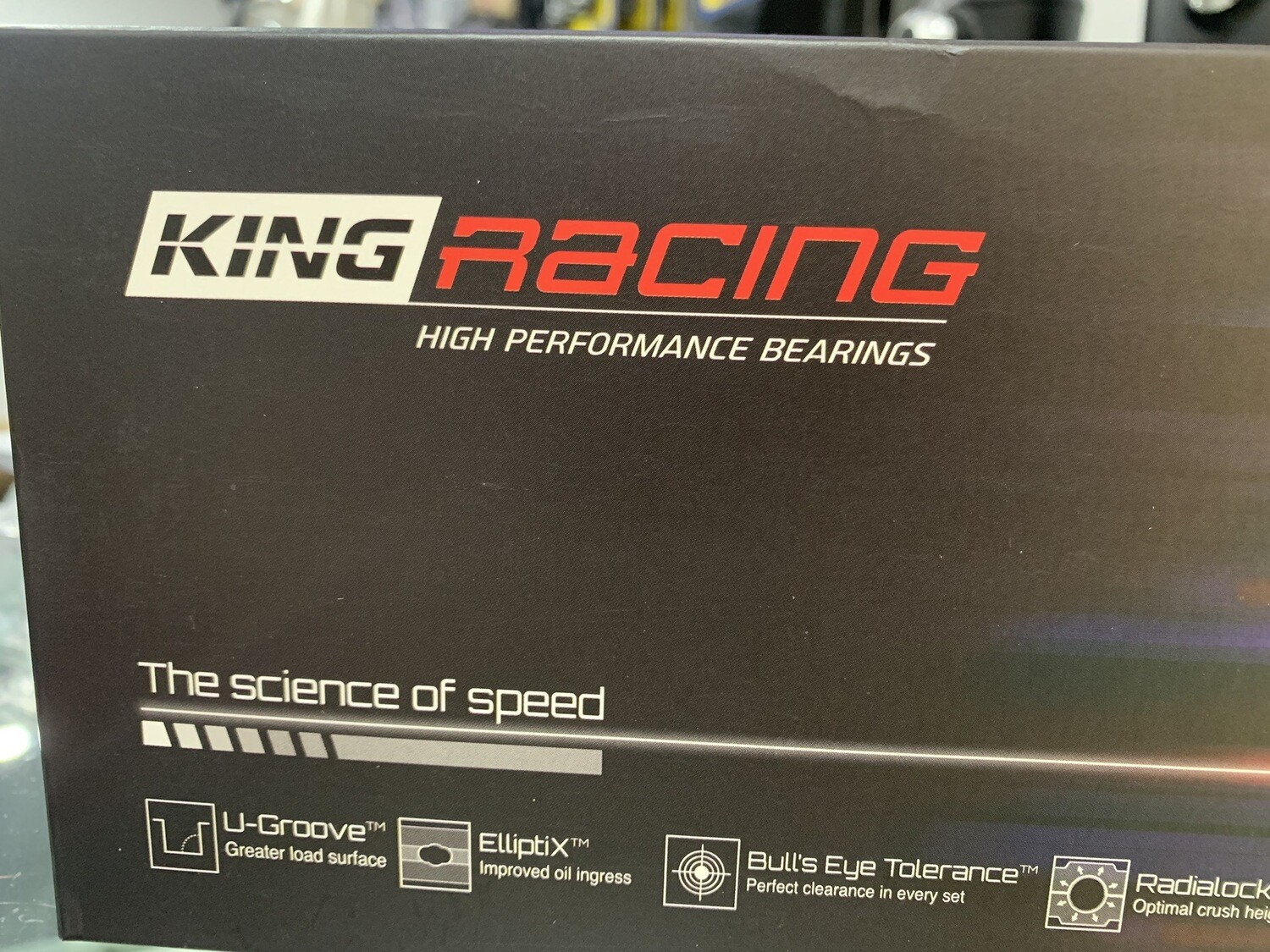 KING BEARINGS RACE SERIES 5.0L COYOTE