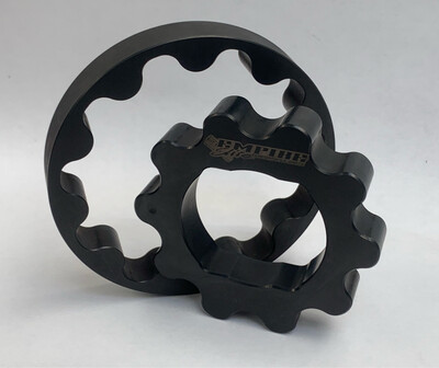 EMPIRE ELITE (RACE SERIES) BARRA BILLET OIL PUMP GEARS
