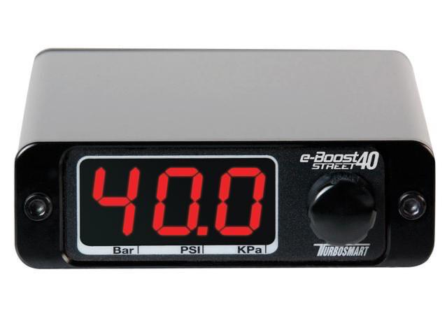 TURBOSMART e-Boost STREET BOOST CONTROLLER 40psi