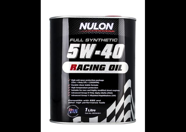 NULON RACING OUL 5W-40