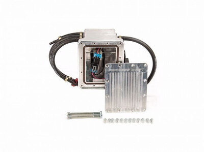 PROCESS WEST  Anti-Surge Fuel System w/ Single Walbro 460 Pump (suits Ford Falcon BA/BF)