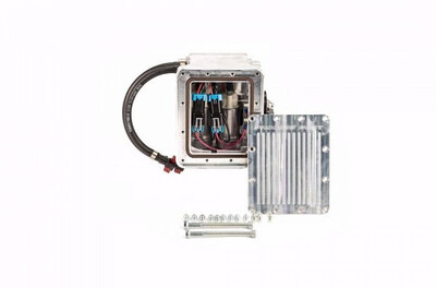 PROCESS WEST Anti-Surge Fuel System w/ Twin Walbro 460 Pump (suits Ford Falcon BA/BF)