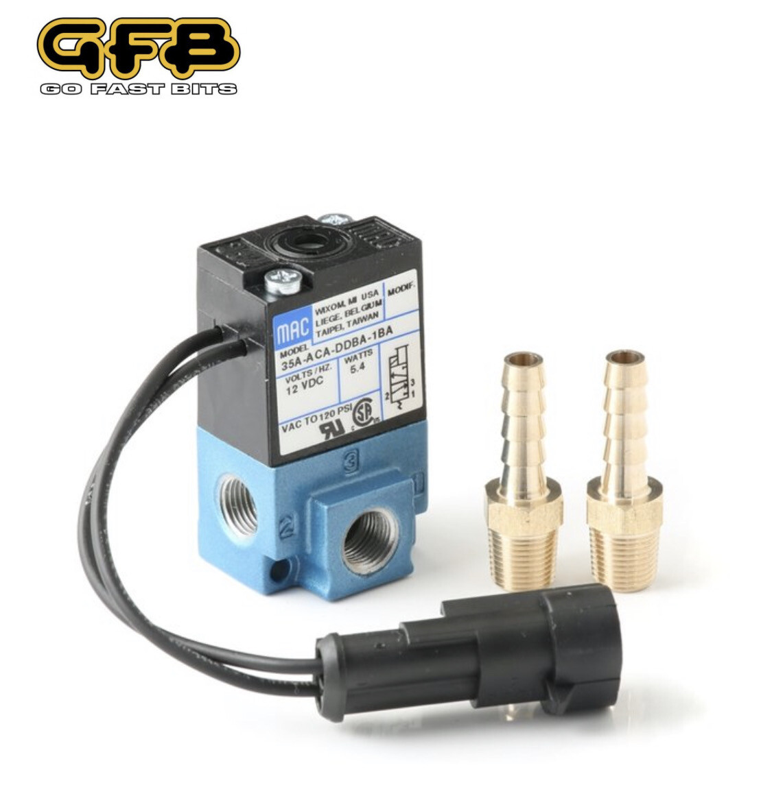 GFB 3 PORT BOOST SOLENOID