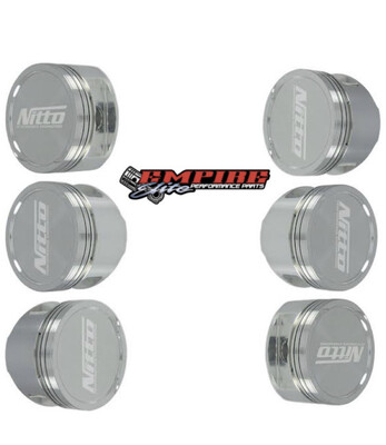 NITTO 2JZ FORGED PISTONS
