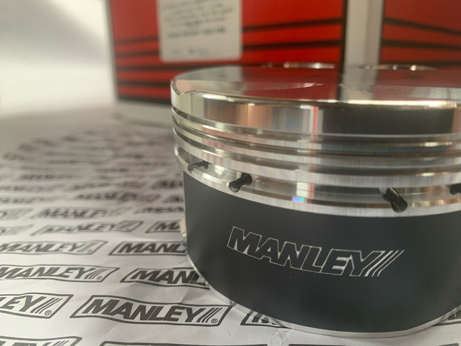 MANLEY FORGED PLATINUM SERIES PISTONS