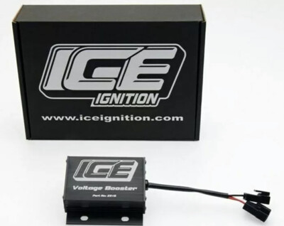 2224 VOLTAGE BOOSTER – FOR ICE 10 AMP IGNITION SYSTEMS