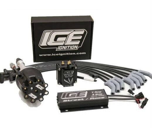 Q ICE 2062TC 20 AMP 2 STEP RACE SERIES TIMING CONTROL