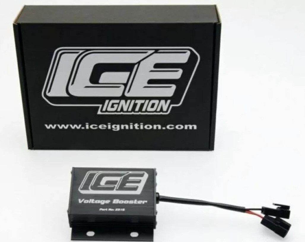 2216 CDI VOLTAGE BOOSTER – FOR AFTERMARKET CDI IGNITION SYSTEMS