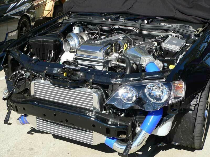 1000HP STAGE 3.5 INTERCOOLER KIT (IC, PLENUM, CAI, COLD-HOT PIPING)
