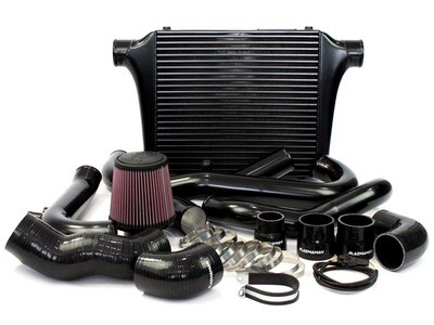 FORD TERRITORY INTERCOOLER + PLENUM KIT