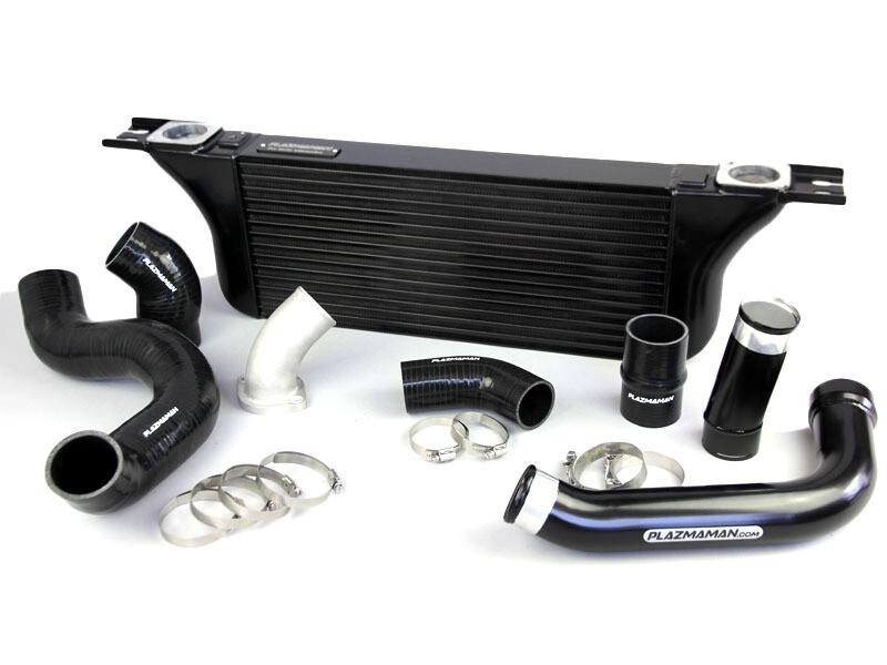 NAVARA 550 ST-X UPGRADE TUBE & FIN INTERCOOLER KIT