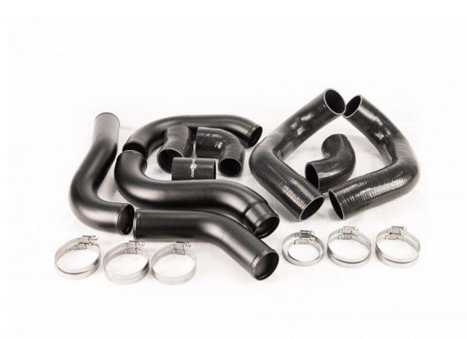 PROCESS WEST STAGE 3 INTERCOOLER PIPING KIT (SUIT FG XR6)