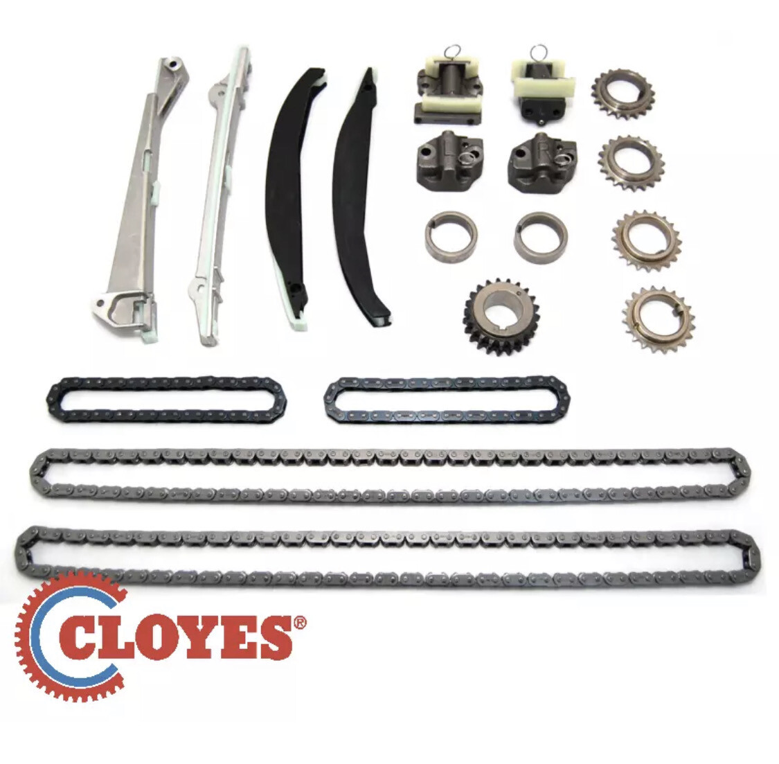 CLOYES TIMING CHAIN KIT WITH GEARS  FORD FALCON BA BF FG BOSS 260 290 5.4L V8