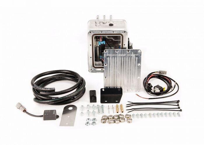 Anti-Surge Fuel System w/ Single Walbro 460 Pump (suits Subaru 08-14 WRX/STI)