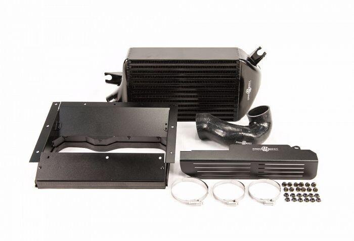 Khanacooler (suits Subaru 15+ VA WRX) (factory flat mount style) - Black