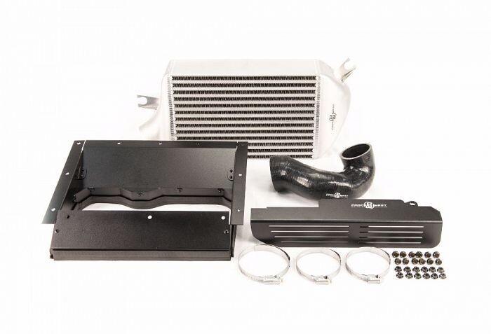 Khanacooler (suits Subaru 15+ VA WRX) (factory flat mount style) - Silver
