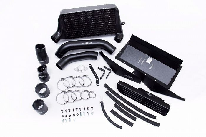 Verticooler Kit (suits Subaru 15+ VA WRX) - Black
