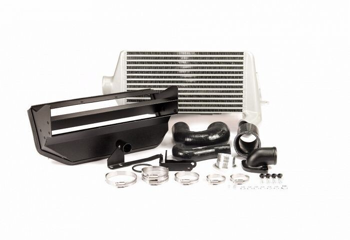 Verticooler Kit (suits Subaru 08-14 GRB WRX) - Silver