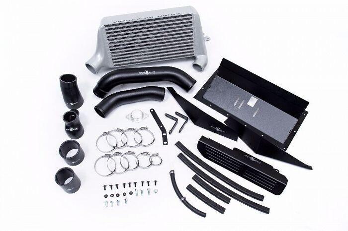 Verticooler Kit (suits Subaru 15+ VA WRX) - Silver