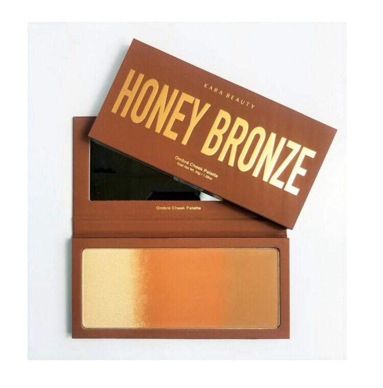 Honey Bronze Ombré Cheek Palette
