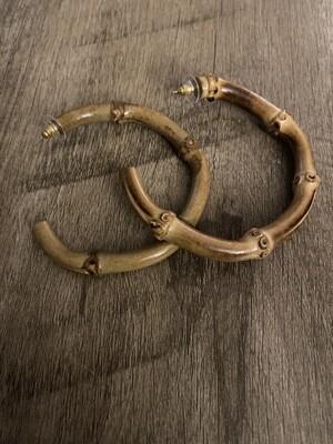 Open-end Hoop Earring