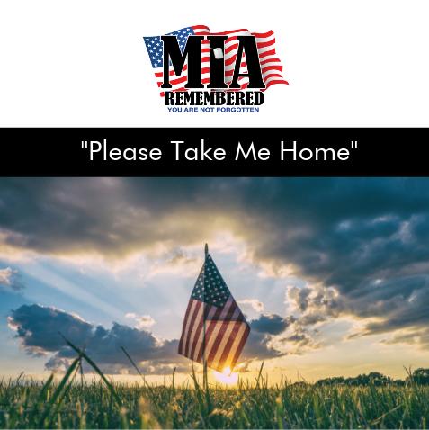 """MIA Remembered CD - """"Please Take Me Home"""""""