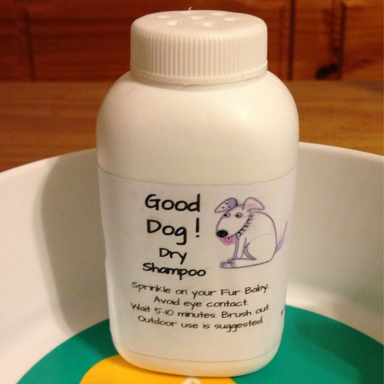 Good Dog Dry Shampoo 4 oz
