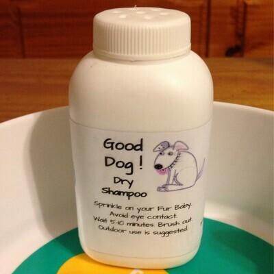 Good Dog Dry Shampoo 4 oz