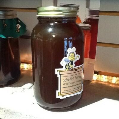 46-48 oz Quart Jar