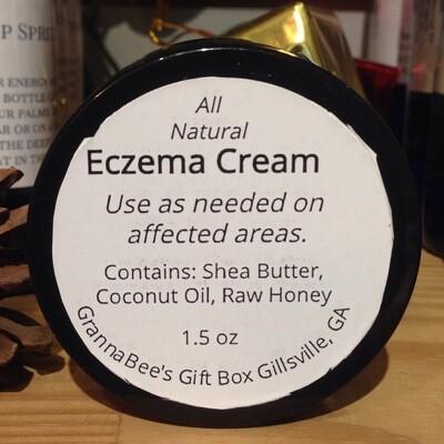 Eczema Cream 1.5 Oz