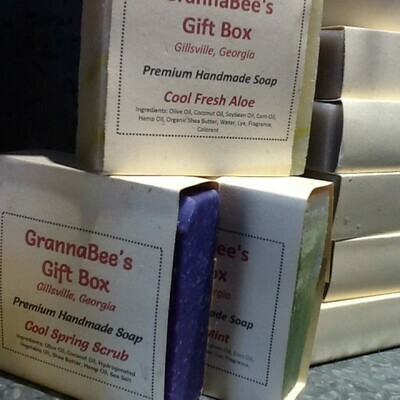 Soap Special THREE FOR 10.00