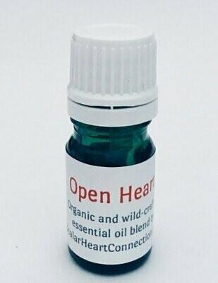 Óleo Essencial Open Heart /Abertura do Coração  (4ml)