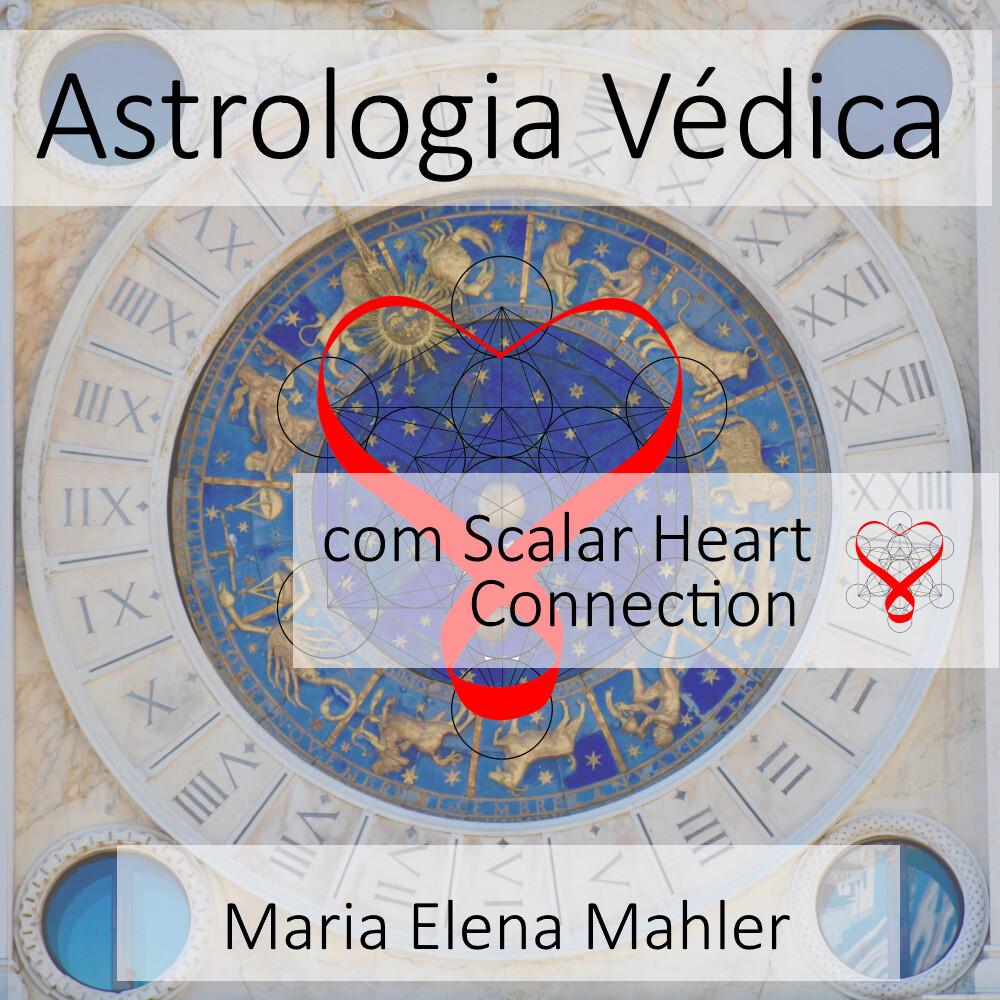 Consulta Mapa Astral & Scalar Heart Connection com Maria Elena (1 1/2 hr)