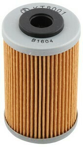 FILTER-OIL LONG 525 ATV