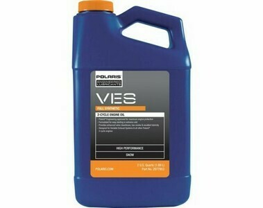 VES GOLD PLUS 2-CYCLE OIL 2.5 GAL