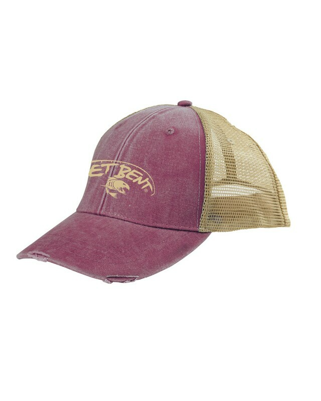 'Get Bent' Adams Hat - Naut Red