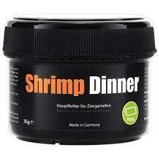 GlasGarten Shrimp Dinner Pads - 35 gr