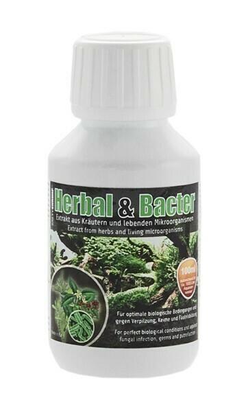 Salty Shrimp Herbal & Bacter - 100 ml