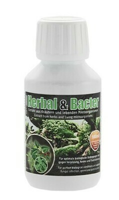 Salty Shrimp Herbal & Bacter - 100 ml
