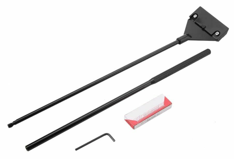 Stainless Steel Aquarium Razor Blade Scraper