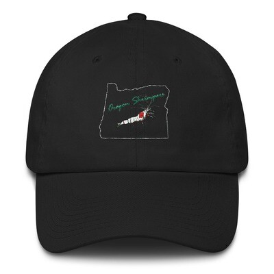 Oregon Shrimpers Baseball Cap - Additional Colors Available