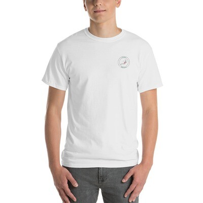 Oregon Shrimpers Front Medallion Short Sleeve T-Shirt - Additional Colors Available